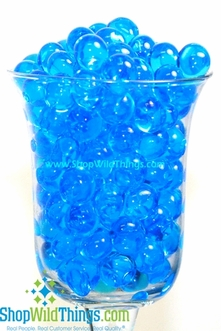 Water Pearls Jelly Decor - 2 Bead Sizes