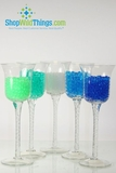 Water Pearls - Jelly Decor - Water Crystal Beads - <B>Small Beads</B> Makes 1.5 Gallons (10 Colors Available)