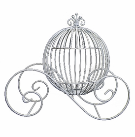 Carriages, Birdcages, Metal Spheres