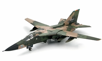 F-111 Aardvark Diecast Model, 48th TFW - Hobby Master HA3007