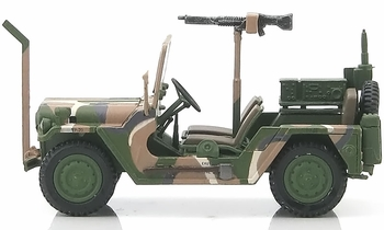 M151 MUTT Model, U.S. Army, 82nd Airborne - Hobby Master HG1902 - click to enlarge