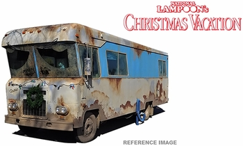 National Lampoon�s Christmas Vacation 1972 Condor II Model - GreenLight - click to enlarge