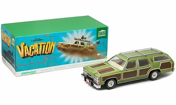National Lampoon's Vacation Family Truckster 1:18 Diecast - GreenLight - click to enlarge