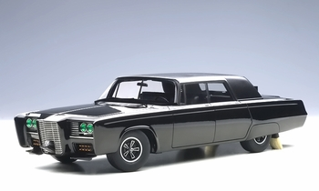 The Green Hornet Black Beauty (TV Series) 1:18 Diecast Model - Autoart - click to enlarge