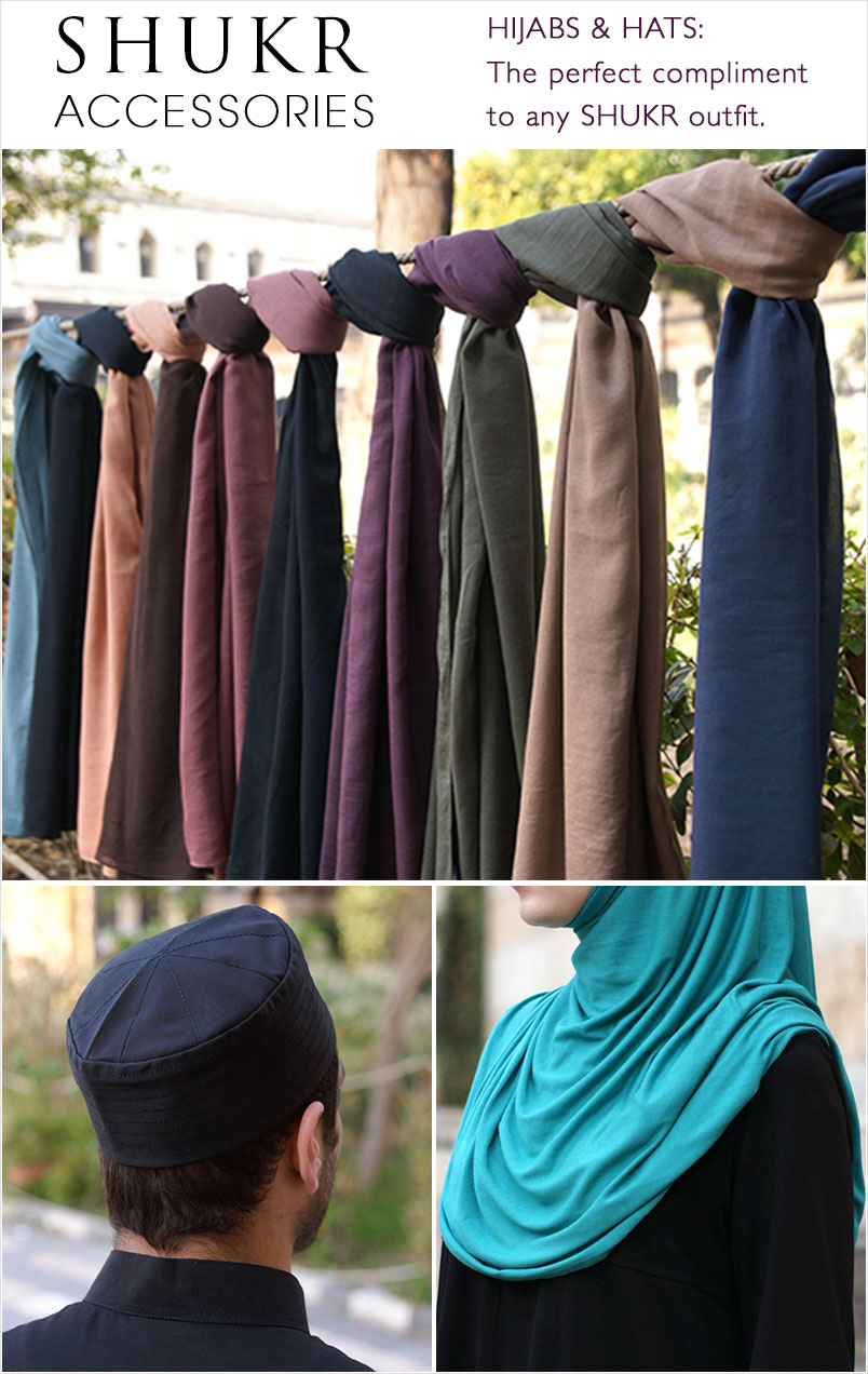 Hijab, Kufi and Islamic Products for Muslims by Shukr
