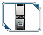 EVGA Pro SLI Bridge 2-Way (100-2W-0021-LR)