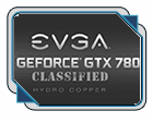 GTX 780 Classified Hydro Copper Waterblock - by EVGA