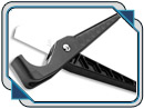 KwikCut SS100 Stainless Steel Tube Cutter - Black