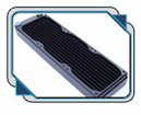 XSPC RS360 - 3x120mm Dual Fan Radiator
