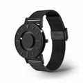 Bradley Black Tactile Watch from Eone