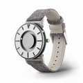 Bradley Compass Tactile Watch in Graphite from Eone
