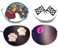 Large Sized Decorated Vinyl Eye Patches