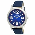 Low Vision Jumbo Fashion Watch - Blue