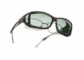 "Medium Large ""Wide Line"" Photochromic Cocoons - Gray"