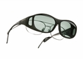 "Medium ""Slim Line"" Photochromic Cocoons - Gray"