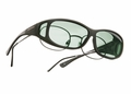 "Medium Small ""Mini Slim"" Photochromic Cocoons - Gray"