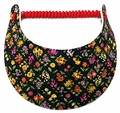 Miracle Lace Visor - Garden Floral