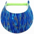 Miracle Lace Visor - Bright Multi Blue