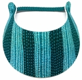Miracle Lace Visor - Southwest Green