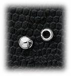 Jewelry Components Silver Beads Spacer Large 6mm - 1 Pair