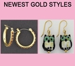 Newest Gold Styles