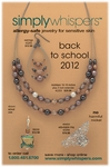 Simply Whispers Back to School 2012