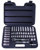 ATD Tools 1245 47 pc. 6-Point SAE/Metric Socket Set
