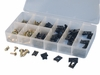 ATD Tools 348 170 pc. UClip/Round Head Tap Screw Assortment