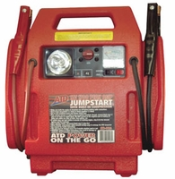 ATD Tools 5926 12v 1700 Peak Amp Jump Start With Built-in Air Compressor �ATD Power On The Go�