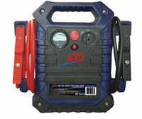 ATD Tools 5933 12/24v 3000/1700 Peak Amp Jump Start �ATD Power On The Go�