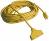 ATD Tools 8008 25� 3-Wire Power Block Extension Cord