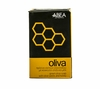 Abea Oliva Green Olive Soap, Olive Seeds - Honey
