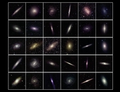 30 Largest Galaxies