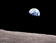 Apollo 8 Earth Rise