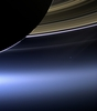 Cassini Pale Blue Dot