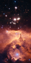 Cathedral To Massive Stars