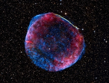 Chandra Supernova
