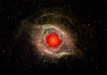 Eye of God in Infrared