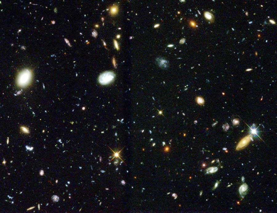 best hubble deep field - photo #37