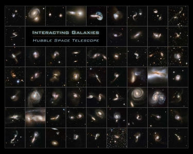 Hubble Galaxy Matrix