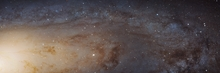 Hubble High Definition Andromeda Galaxy
