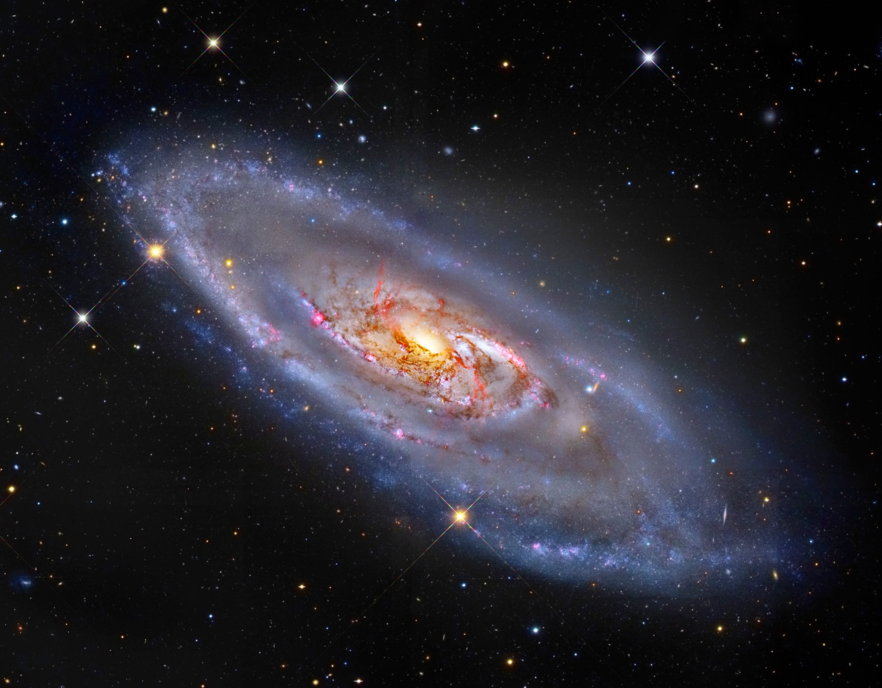galaxies in the universe poster - photo #33