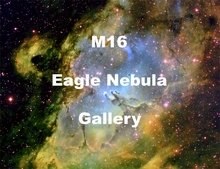 M16 Eagle Nebula Photo Gallery