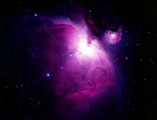 M42 Kitt Peak Orion Nebula