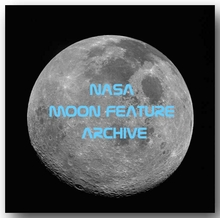 NASA Moon Features Archive