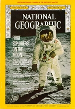 National Geographic Magazine December 1969