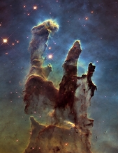 New Pillars of Creation