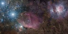 Orion Belt & Sword