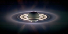 Saturn New Rings Photo