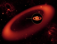Saturn's New Ring